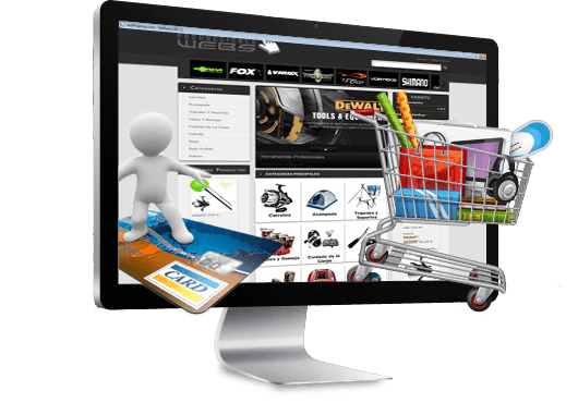 Servicios web,tienda virtual,