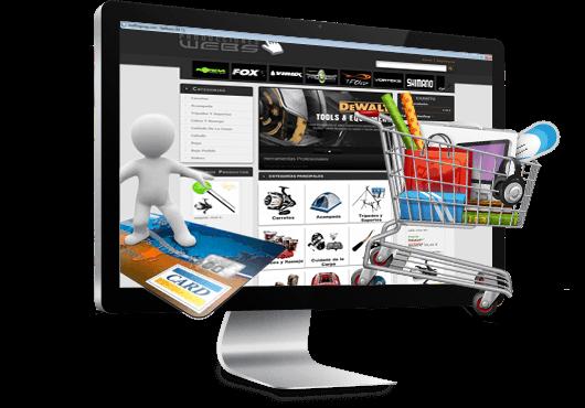 Servicios web,tienda virtual,