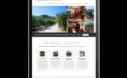 Finca olivar Las Chozas.com