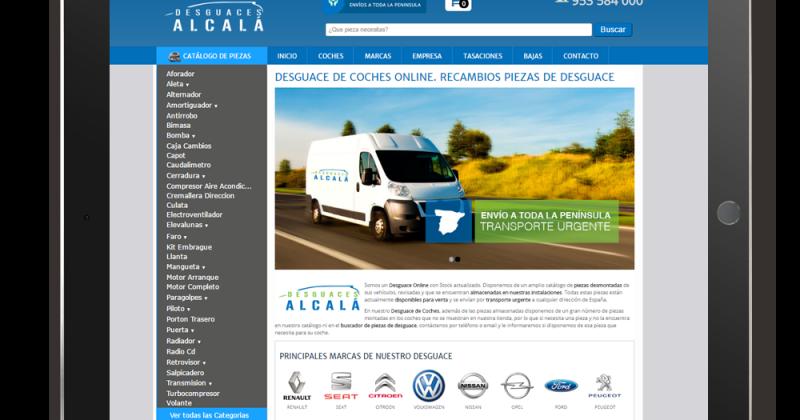 Desguaces Alcalá