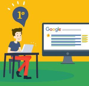 Por qué es importante aparecer en la primera página de Google