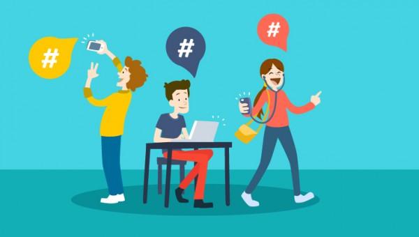 Cómo usar correctamente los hashtags en redes sociales