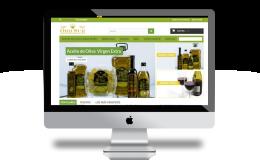 Tienda online para Venta Online de aceite de oliva