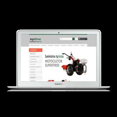 Tienda Online de suministros agricolas